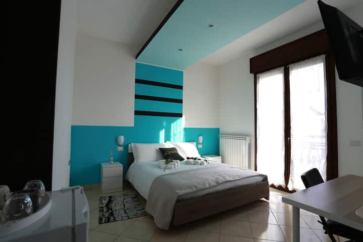 TheDreamersB&B-10 minutes from Milano Malpensa MXP