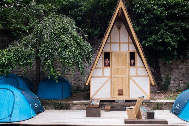 2 People Cabin * Tiki * Paris - Paris - Cabin
