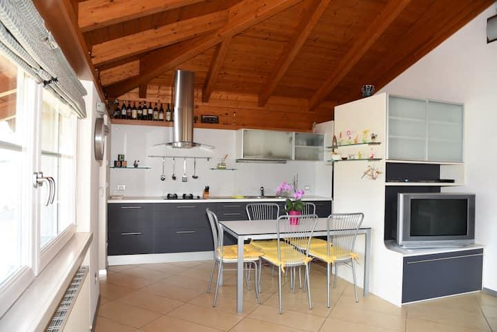 Appartamento a Vigo Lomaso