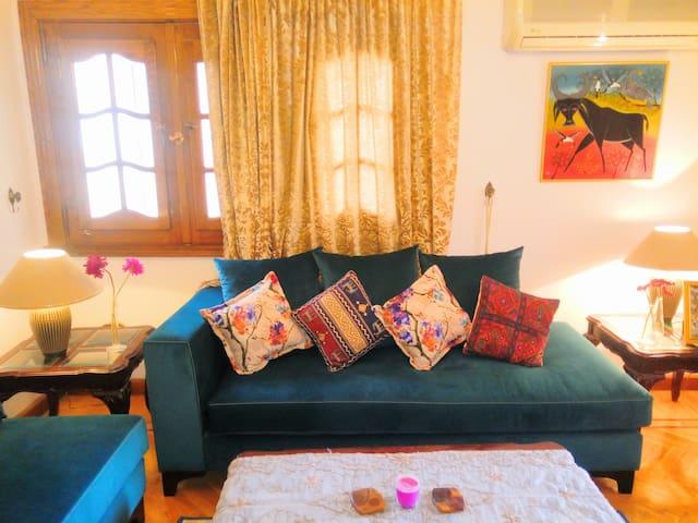 Cairo Zahraa El maadi luxury flat