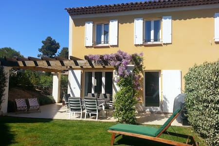 House in Pont Royal, Provence - Mallemort - Huvila