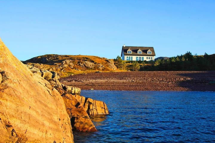 Shore Croft - Gairloch - Dom