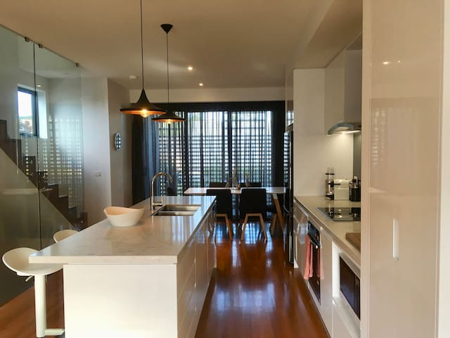 Curtain Place - Fitzroy North - Townhouse