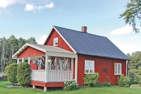 Former farm house with 2 bedrooms on 58m² in Dalskog