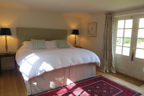 Private Garden Suite in Rutland