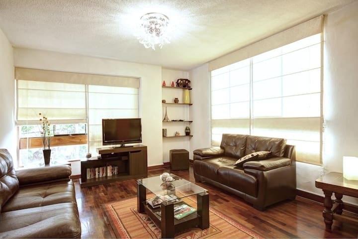 Barranco with Miraflores-2bedrooms  - Lima - Byt