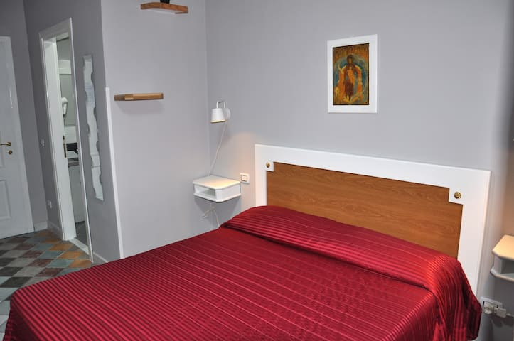 Single room with private bathroom - Naples - Bed & Breakfast
