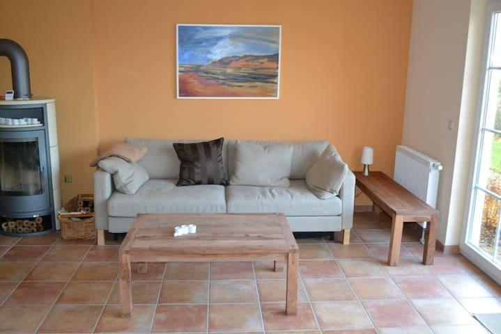 Urlaub in Barendorf (Ostsee) – mit E-Piano! - Dassow - Haus