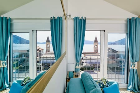 ❤Great Sea View Studio & Private Parking,SelfCheck