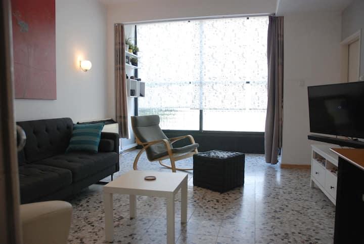 Gilboa street Artistic Apartment
