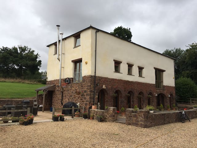 Rural Location, Close To Exeter Uni - Efford - Huis