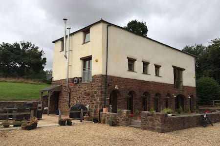 Rural Location, Close To Exeter Uni - Efford - Hus