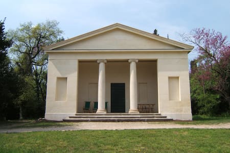 A Temple in the nature - Montemerlo - Villa