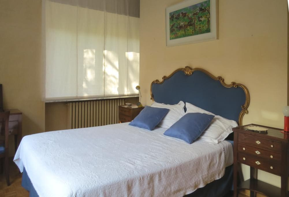 bed and breakfast nel parco bed and breakfasts for rent in turin piedmont italy. Black Bedroom Furniture Sets. Home Design Ideas