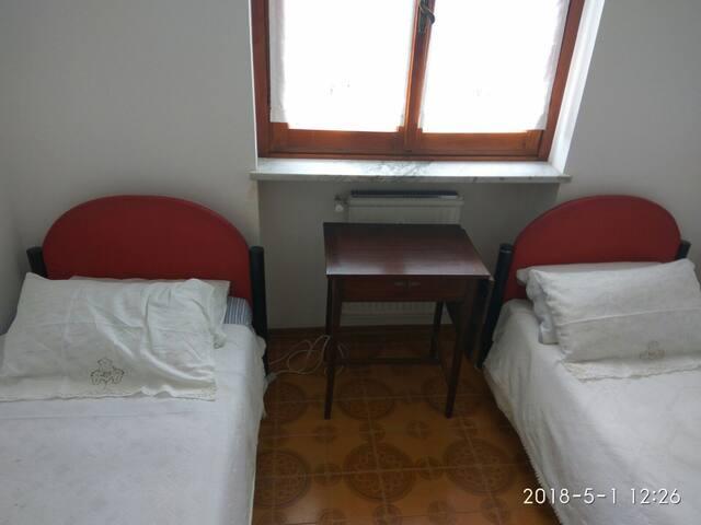 Camera per due persone