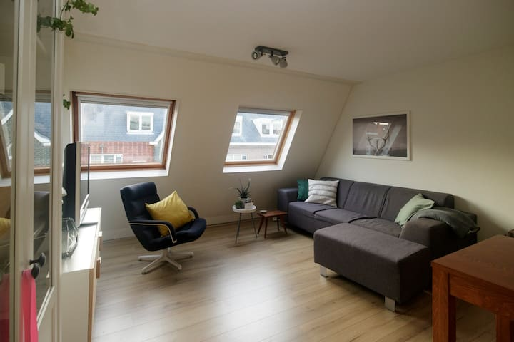 Cozy 2p. home near Westerpark & Central Station