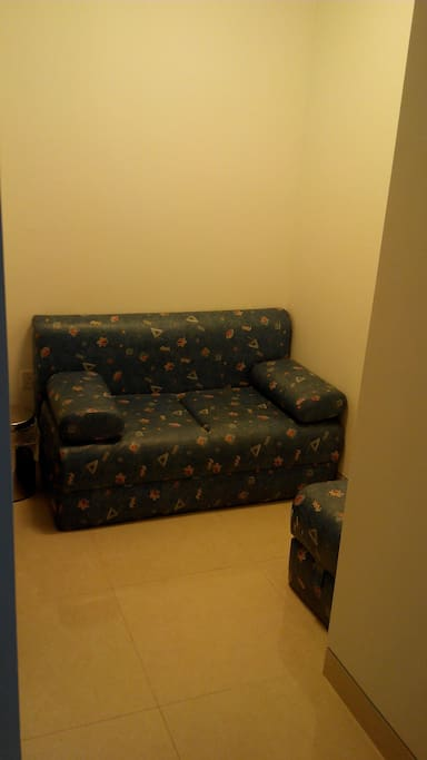 Study corer sofa bed