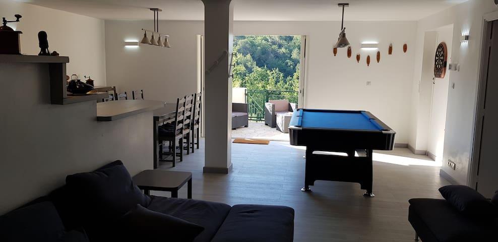 Soleillas appartement