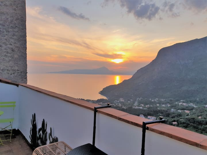 Maratea Sunset Suite