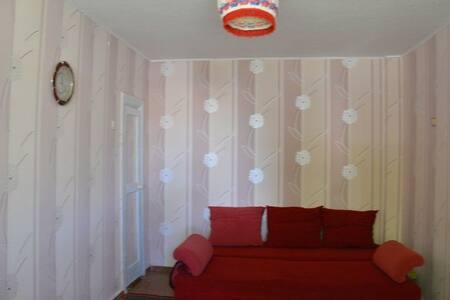 Natalia's apartment