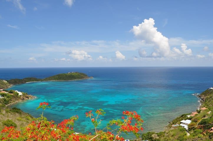 Breathtaking Views From Every Room! St John,USVI