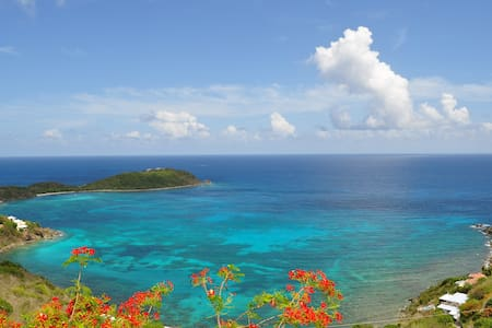 Breathtaking Views From Every Room! St John,USVI - Cruz Bay