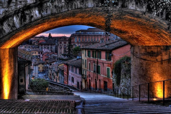 Appartamento privato in centro! - Perugia - Apartament