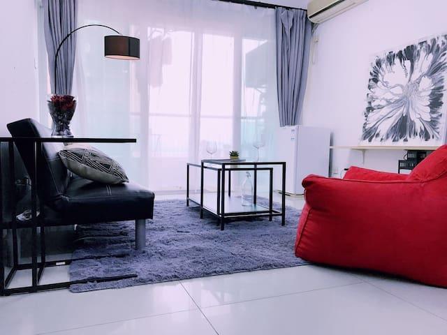 【建筑师之家Architect Home】拾光工作室——皇岗口岸 - Shenzhen - Huoneisto