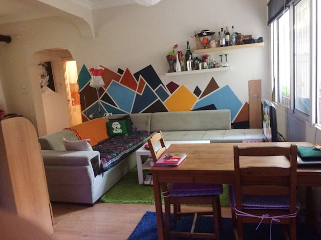 Sweat and small home - Menderes - Leilighet
