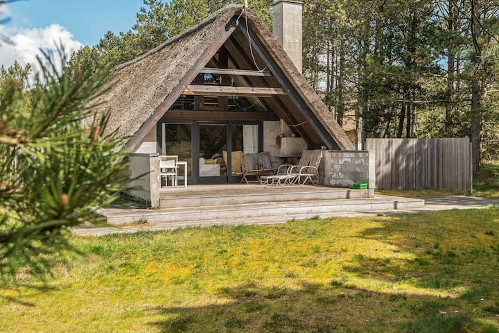 Cozy Holiday Home in Romo with Sauna