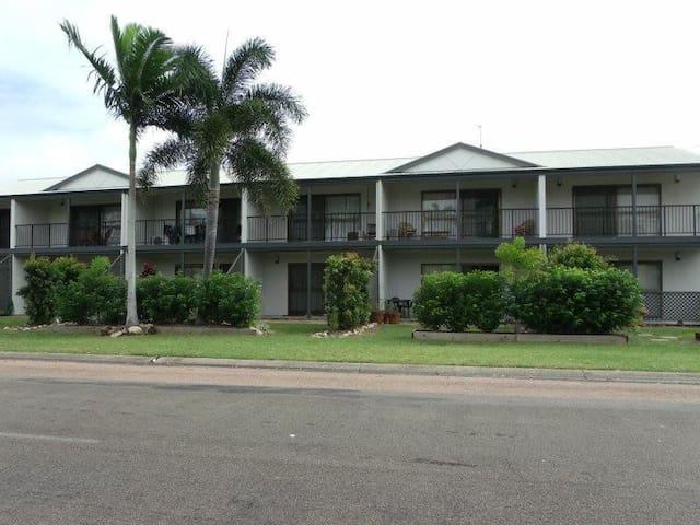 Timana 1 - Reid Road Timana Townhouse 1