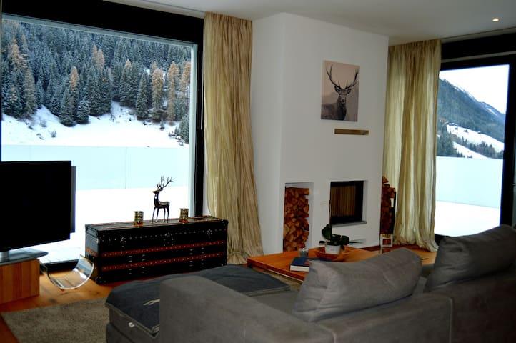 Luxury penthouse DRACULA+106m² terrace+300m² spa