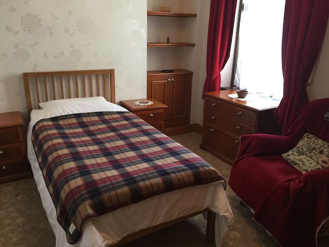 Single room in private house, in Peterculter