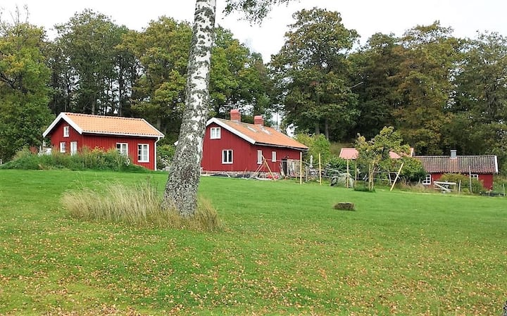 Cozy, new cottage at farm from the 1860s