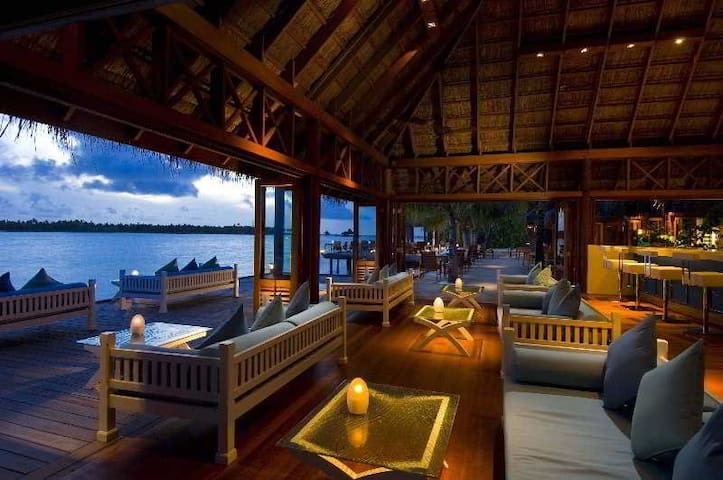 Functional Villa Two Bedrooms At Baa Atoll