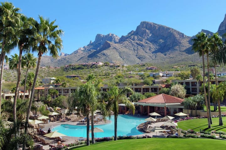 Available Room Pool View At Oro Valley