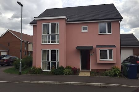 Luxury 4 bed detached house - Cambourne - Apartemen