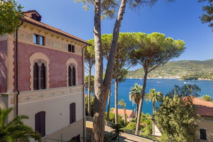Villa edoardo flat 2 wohnungen zur miete in rapallo - Edoardo immobiliare ...