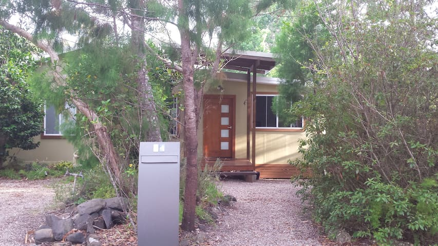 Forest view recently renovated 4 bed 3 bath home - Nambucca Heads - Ev