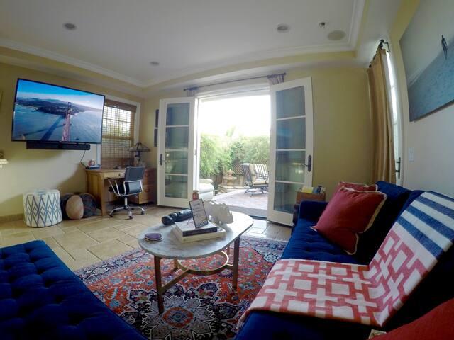 Charming Laguna Apartment - Laguna Beach - Daire