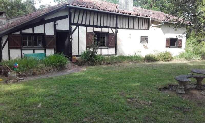 Maison sur le chemin de Compostelle - Gaillères - House