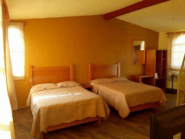 Posada Inkali habitacion #5