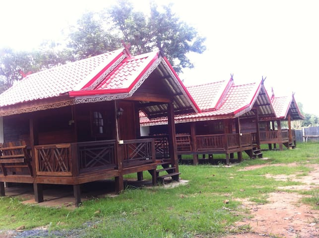 Ban Ob Oon - ตำบล บ้านเป็ด - Huis