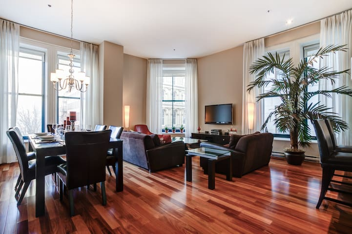 Old-Montreal Condo - Montréal - Appartement
