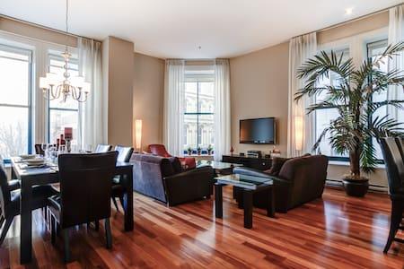 Old-Montreal Condo - Apartament
