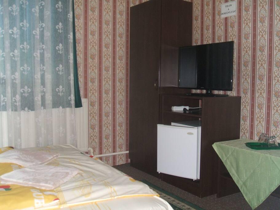 Franci ágyas szoba