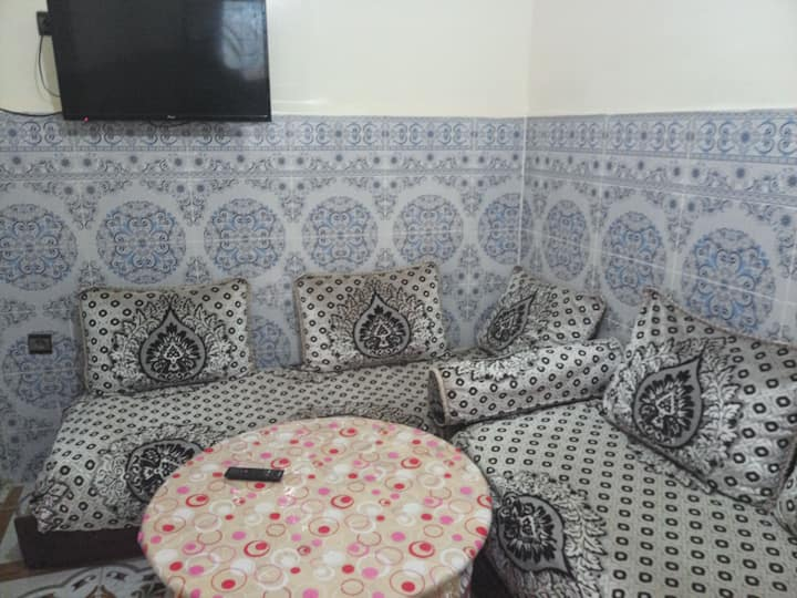 Small appartement at centre Moulay Brahim