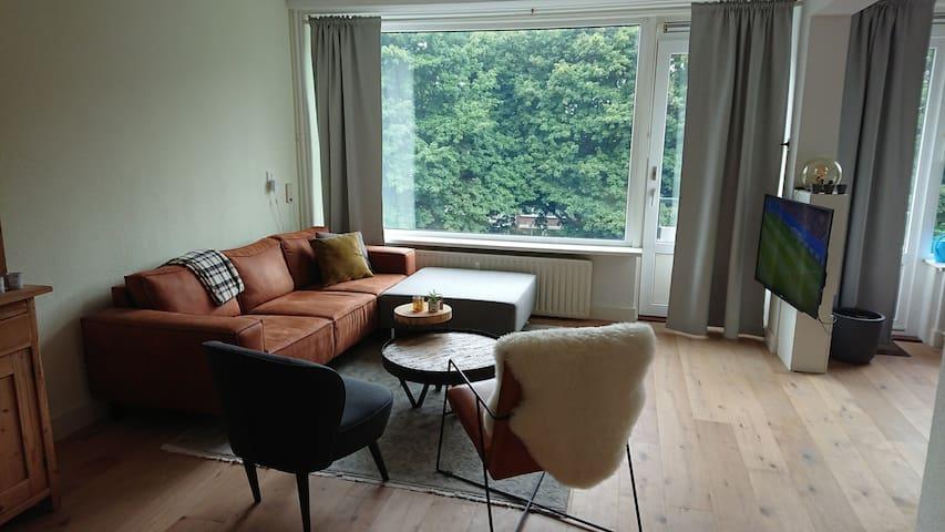 Comfortabel en sfeervol appartement