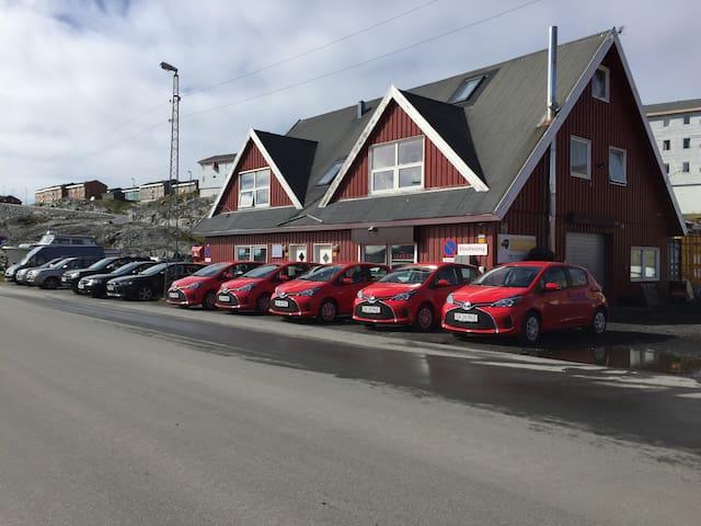 Marina Apartment - Nuuk