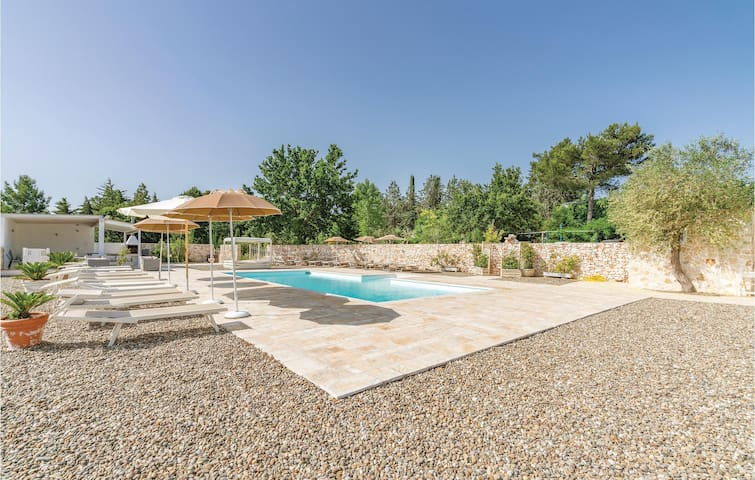 Semi-Detached with 2 bedrooms on 55m² in Ostuni BR